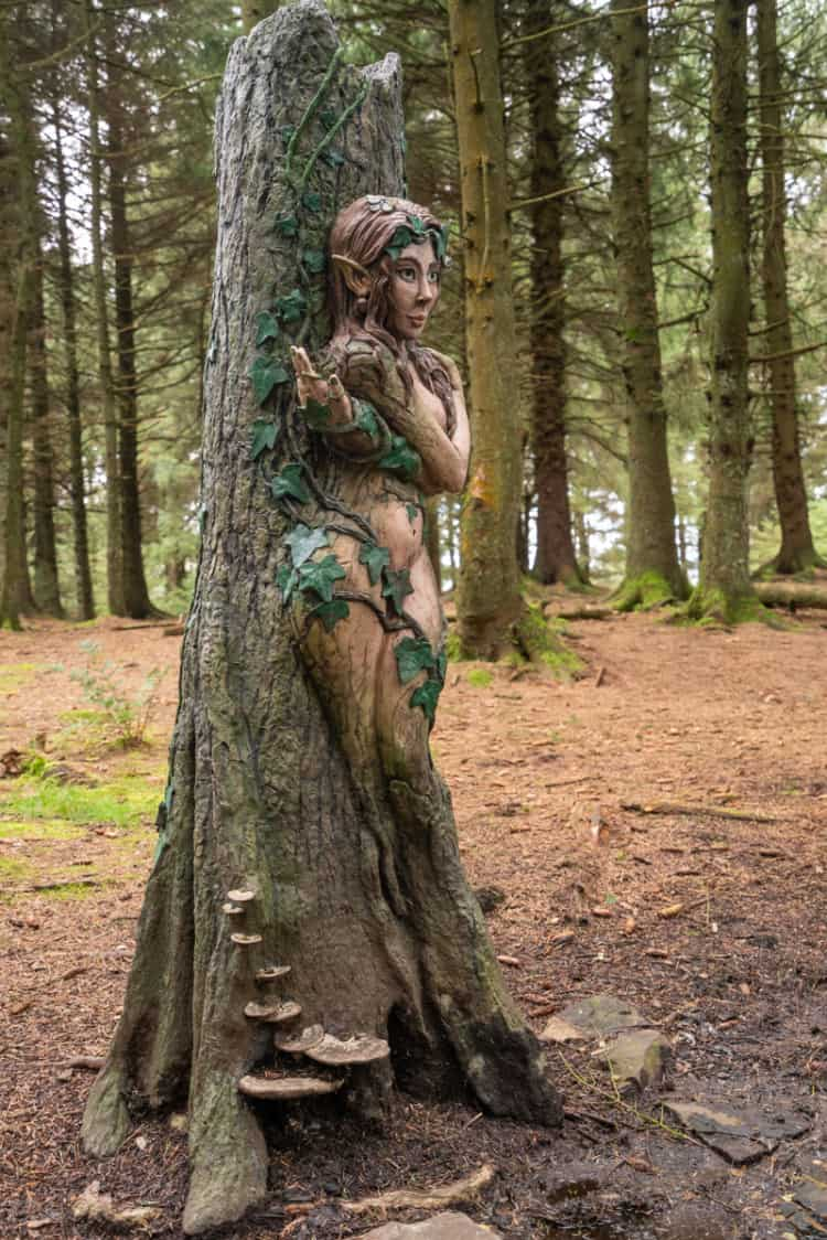 Dryad by Incredible Creations