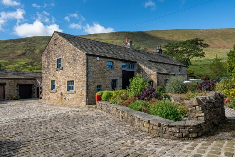 Brown House Farm, Pendle, Lancashire