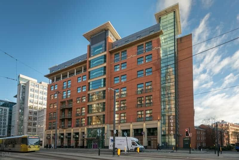Premier Inn Manchester Central, Lower Mosley Street