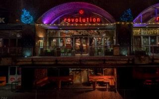 Revolution, Deansgate Locks, Manchester
