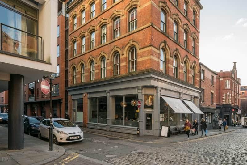 TNQ Restaurant and Bar, Northern Quarter, Manchester