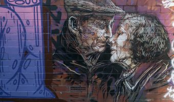 Street art, Northern Quarter, Manchester