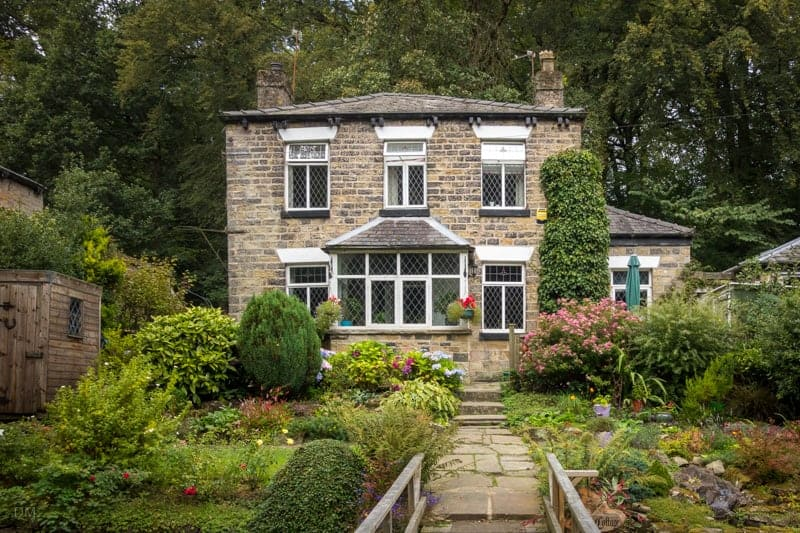Cottage at Barrow Bridge, Bolton
