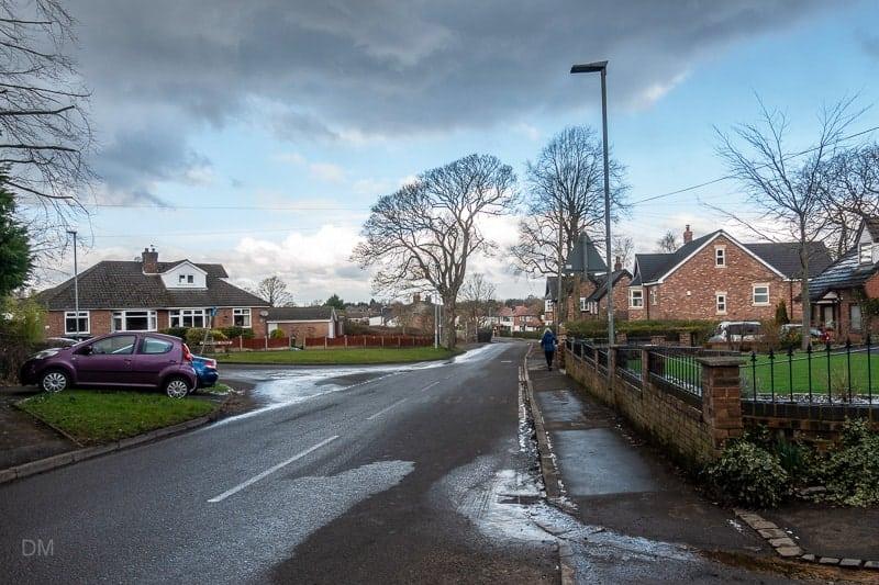 Barrsbank Lane, Lymm