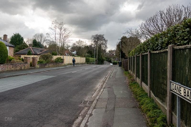 Dane Bank Road East, Lymm