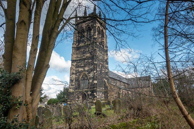 St Mary's Church, Lymm