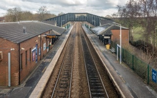 Birchwood Train Station