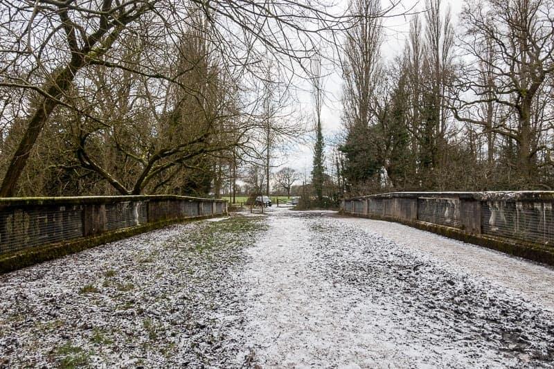 Crosfield Bridge