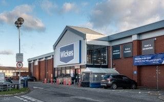 Pinners Brow Retail Park, Warrington
