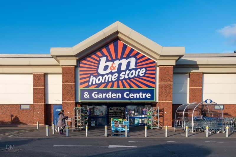 B&M Home Store, Riverside Retail Park, Warrington