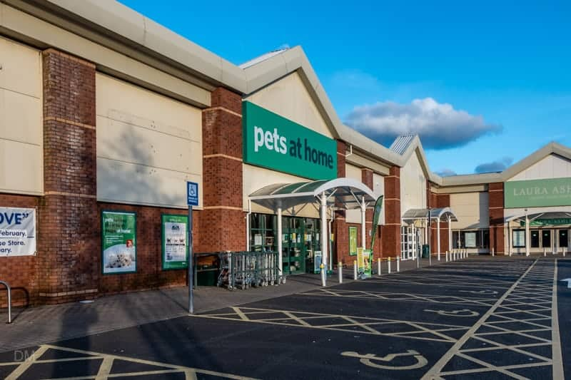 Pets at Home, Warrington