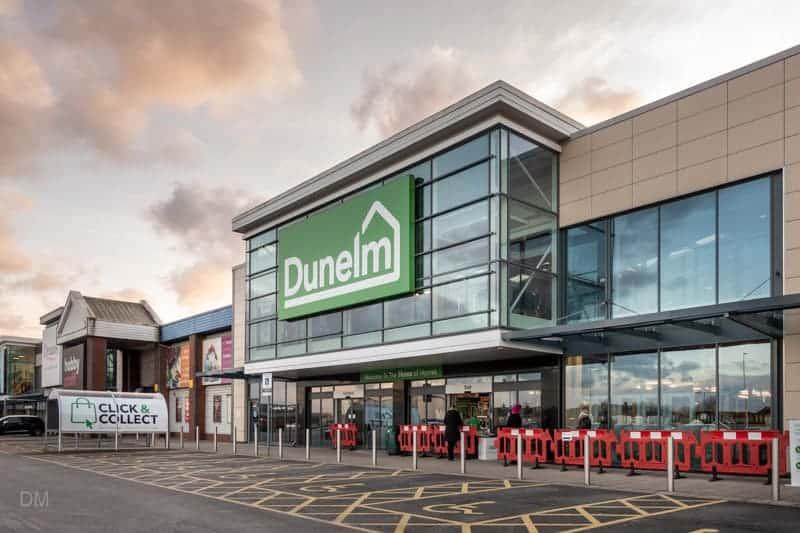 Dunelm, Junction Nine Retail Park, Warrington