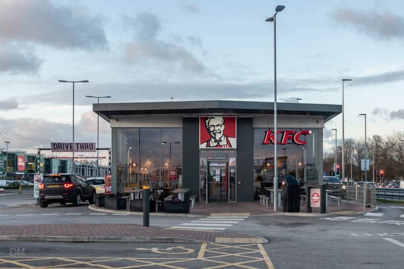 KFC, Winwick Road, Warrington