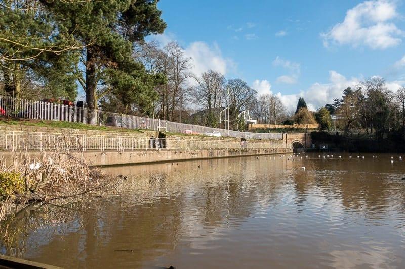 Lymm Dam, Lymm, Cheshire
