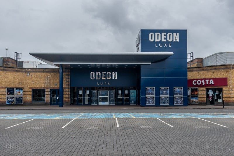 Odeon Warrington