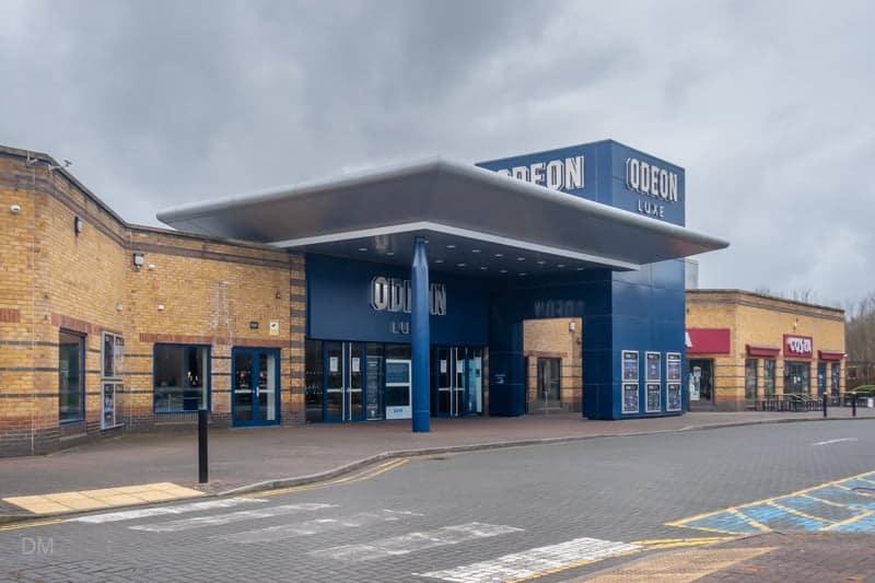 Odeon Cinema, Westbrook Centre, Warrington