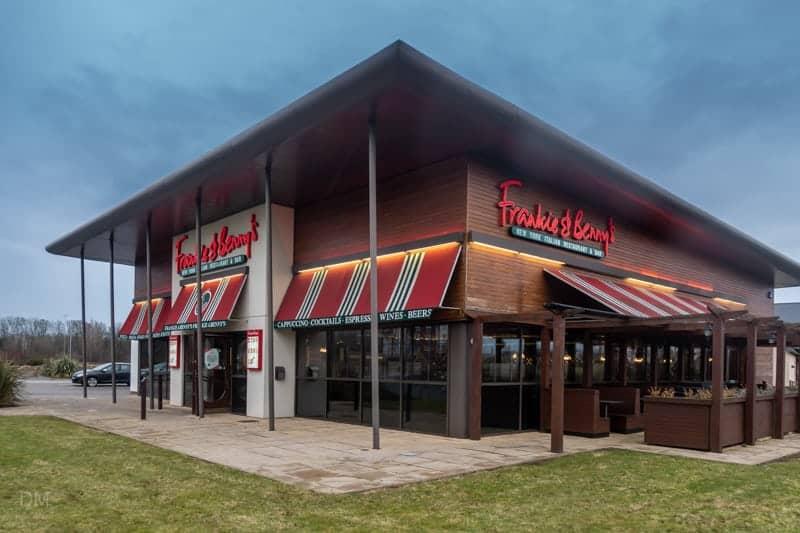 Frankie & Benny's, Apollo Park, Burtonwood, Warrington