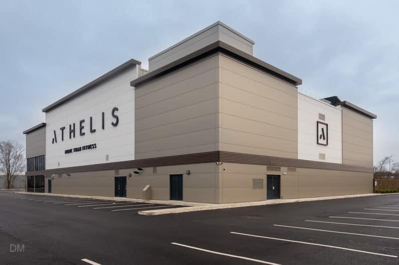 Athelis Gym, Apollo Park, Warrington