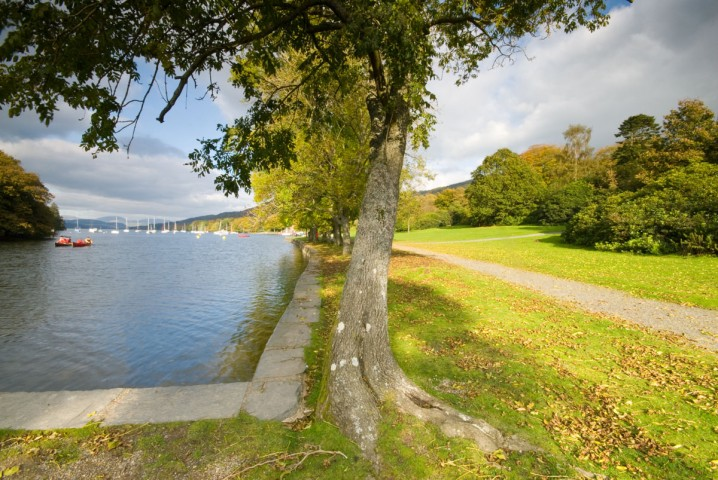 Fell Foot Country Park and Windermere, Lake District, England