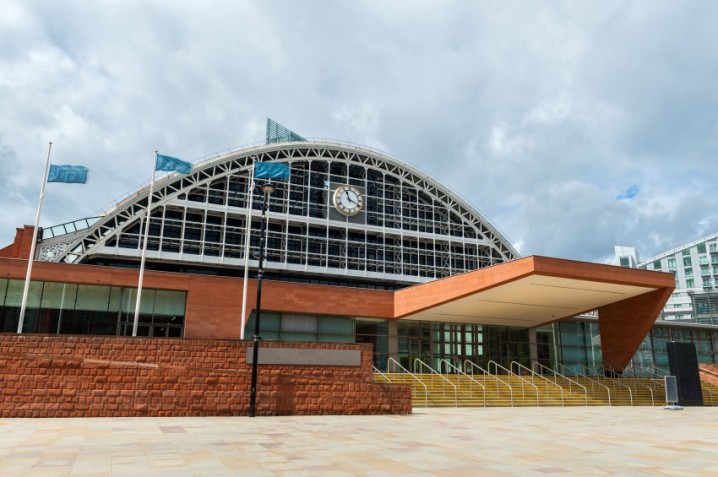 Manchester Central Convention Complex Hotels