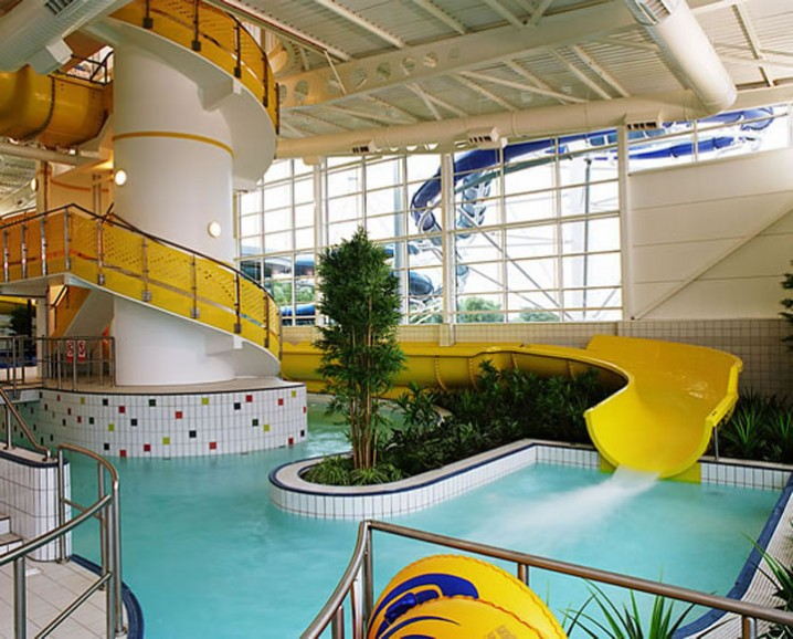 Splash World Southport Swimming Pool In Southport